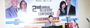 2nd Annual Believer's Conference 2018
